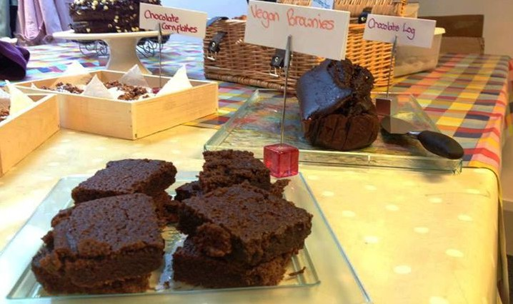 Zeina - Vegan Brownies
